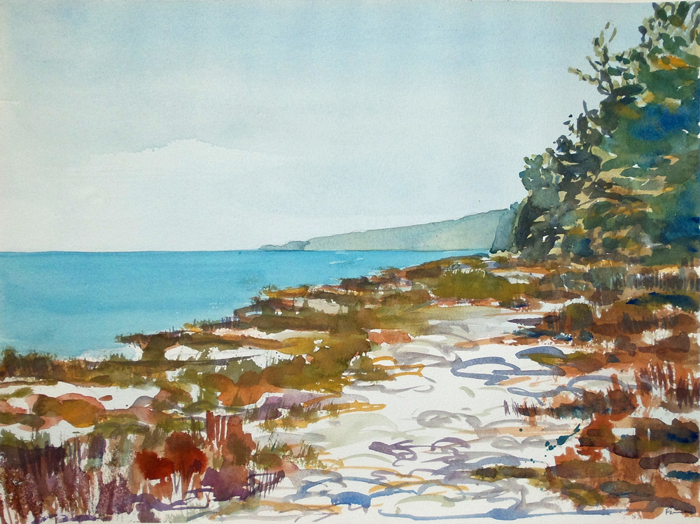Door County Beach 1