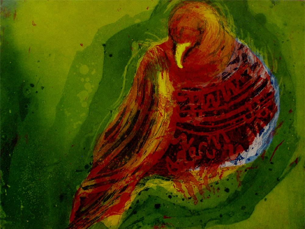 Male Dove