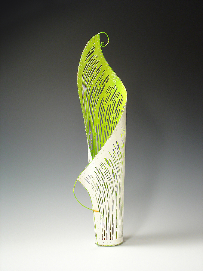Enlighten: Calla Lily Vessel