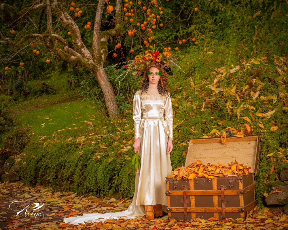 Fall Goddess 2