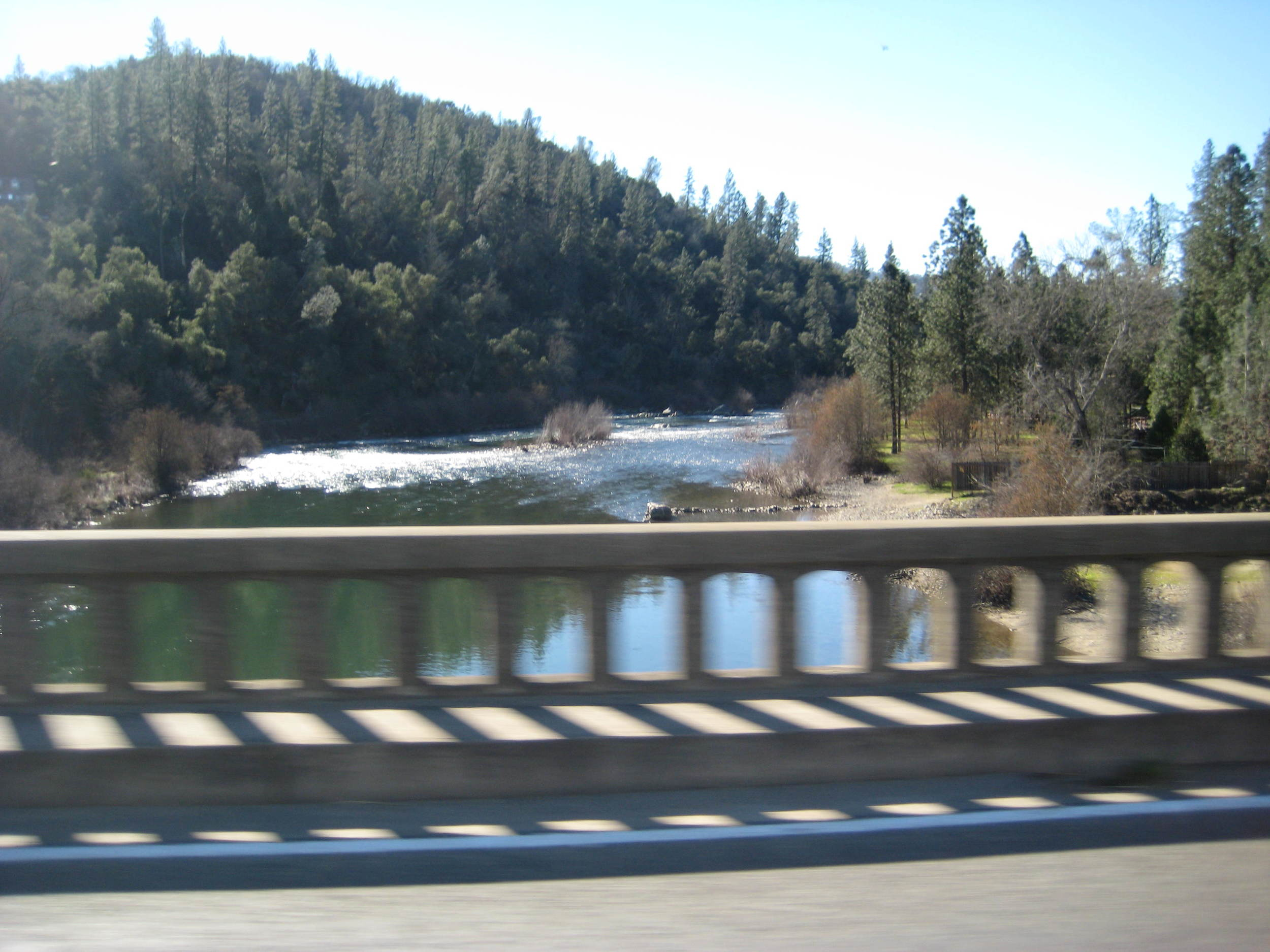 The American River, Coloma, CA