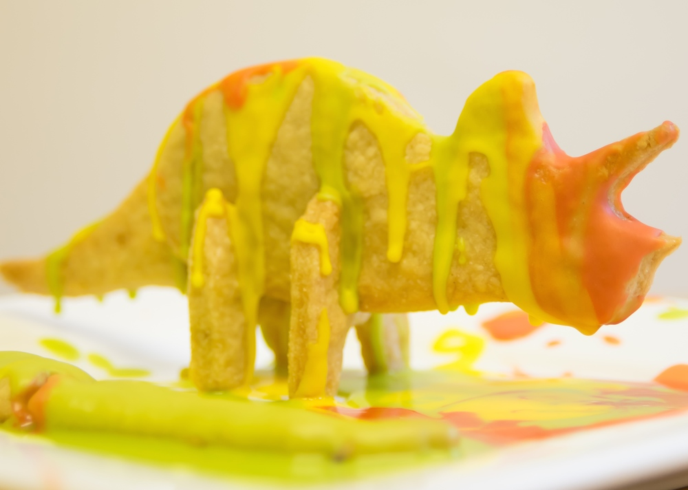 3-D Dinosaur Cookie Cutters, Triceratops, Stegosaurus, Brachiosaurus or T-Rex available - Kitchen Rules