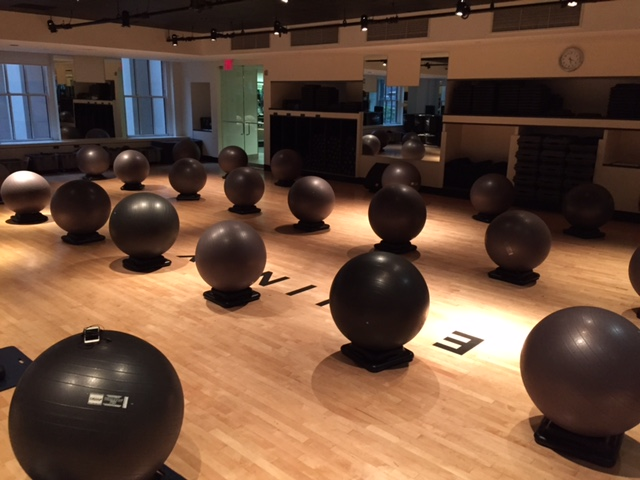 EQUINOX at ROCKEFELLER CENTER - Exclusively    Monday – 5:30  - 6:25pm   Total Body Conditioning    Wednesday – 5:30 – 6:25pm    Total Body Conditioning
