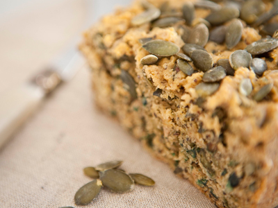 BABY MARROW SEED BREAD