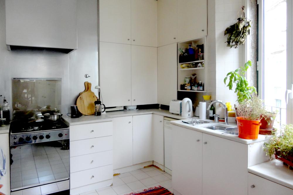 quem tem uma cozinha assim tem tudo.