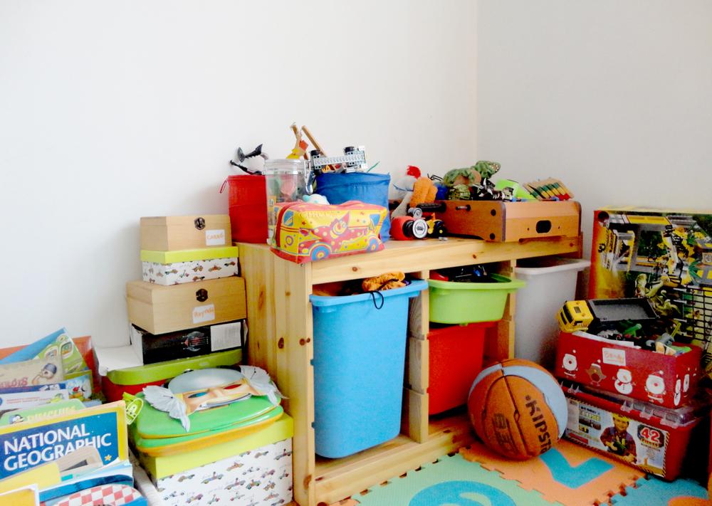 podes não acreditar mas este quarto ainda cheira a bebé.