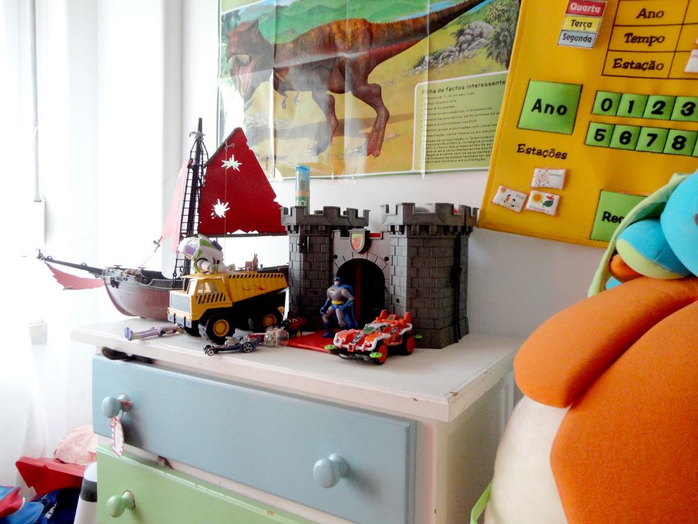 quem é que não gosta (ou não se inspira) num quarto de criança?