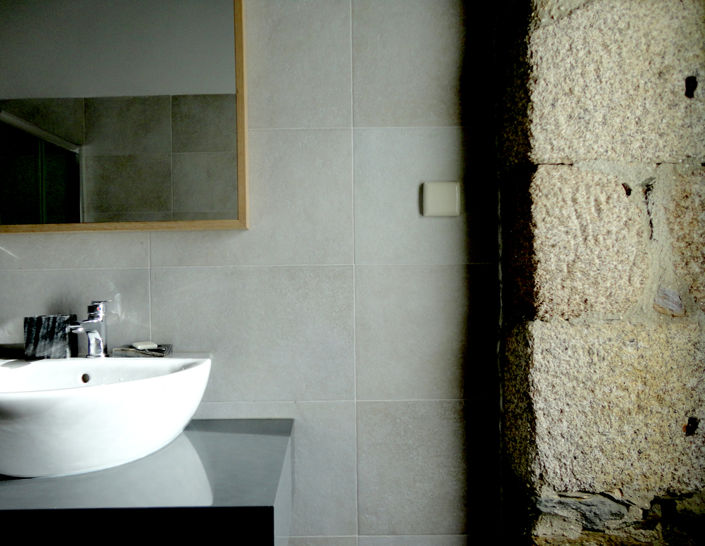 casa de banho principal.