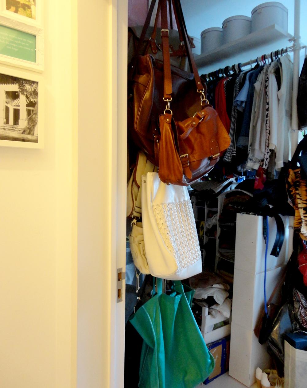 vamos entrar NO closet... get ready!