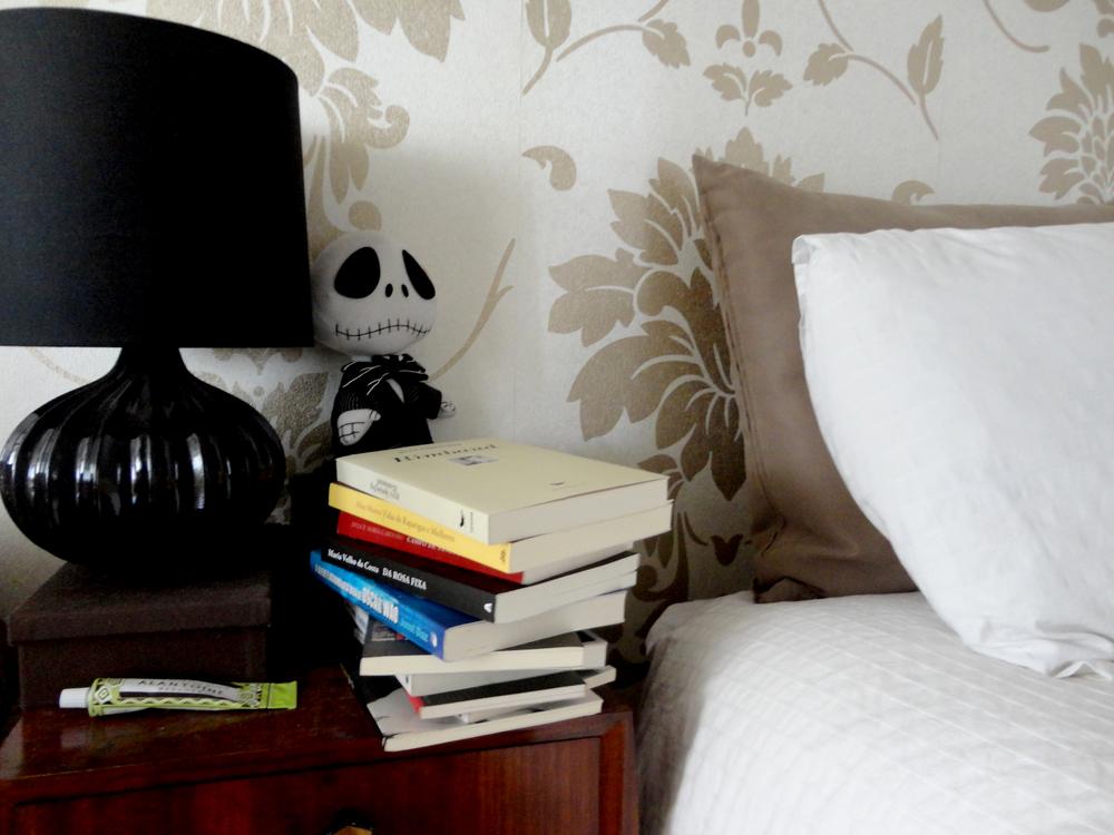 Jack Skellington de Tim Burton, o seu boneco das insónias.