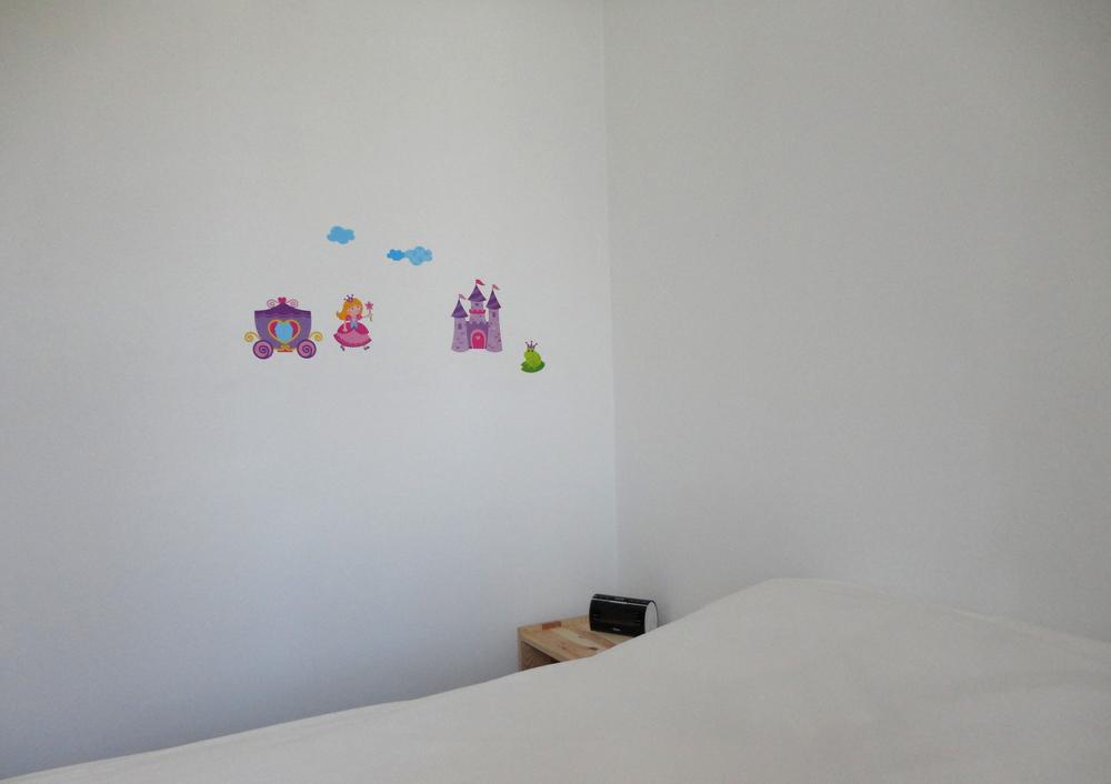 Os quartos são os reinos das crianças
