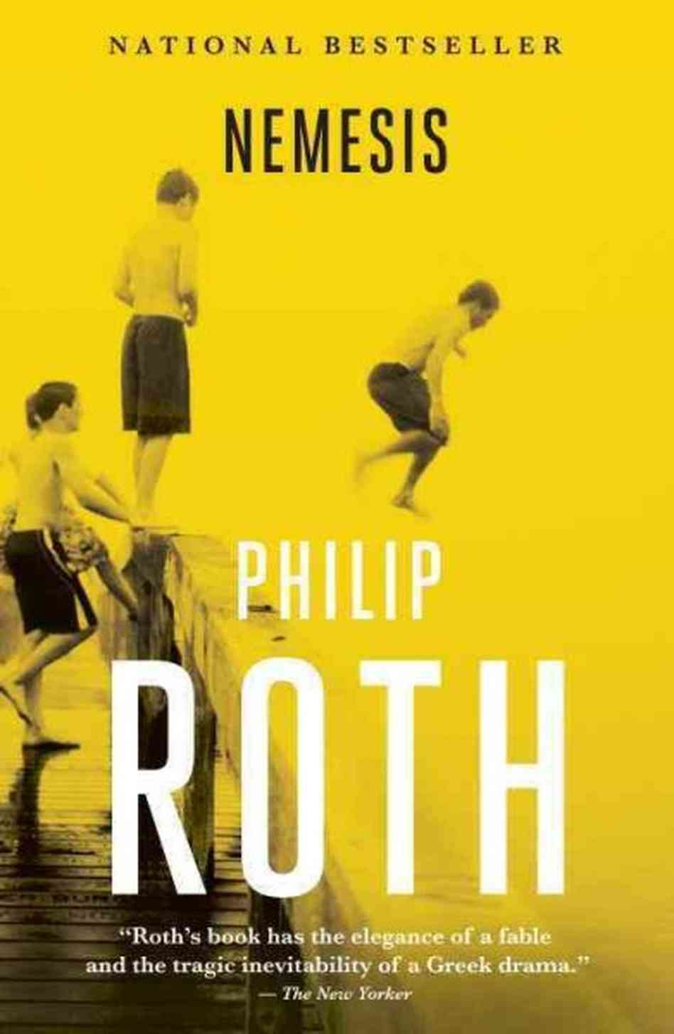Philip Roth: Nemesis — Jewish LearningWorks