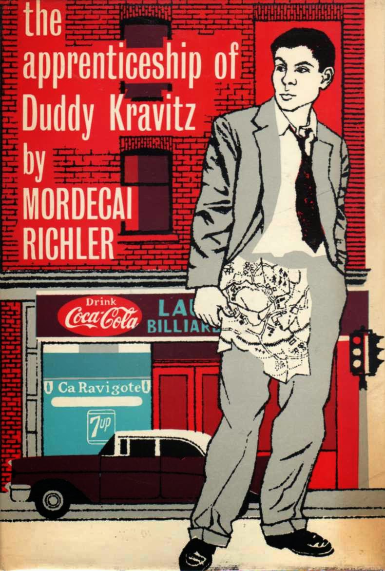 apprenticeship of duddy kravitz essay