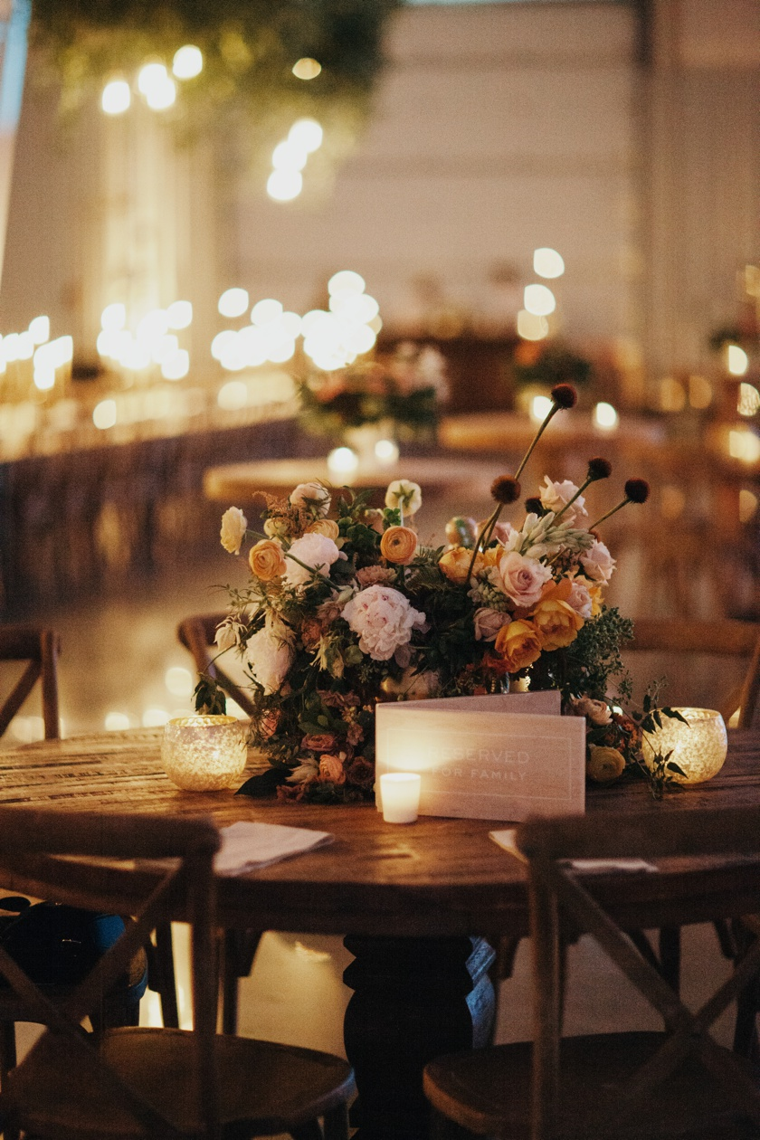 jessica-zimmerman-event-floral-event-design-wedding-coordinator-coordination-planning-planner-conway-little rock-arkansas-southern-sydnie-sean-landers-hangar-airport-jordan-voth-reception-flowers