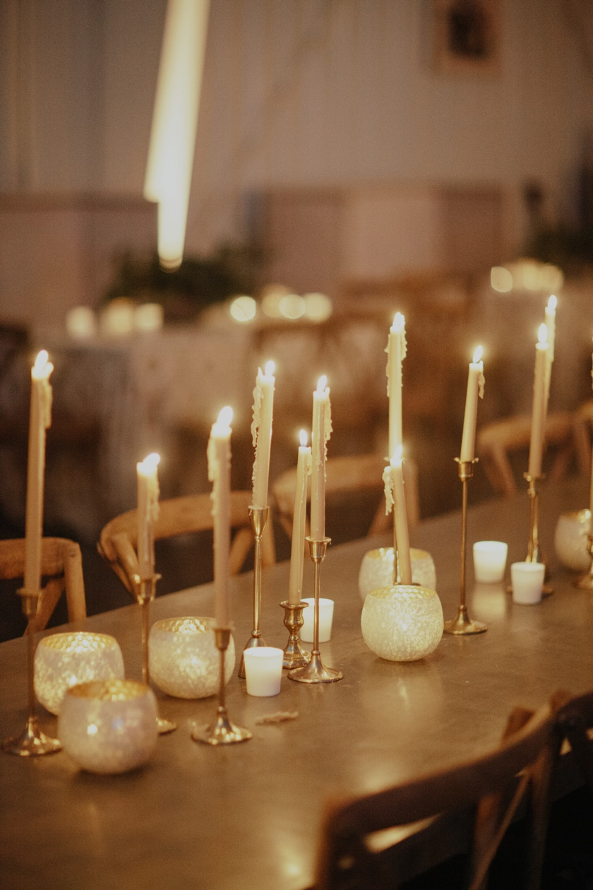 jessica-zimmerman-event-floral-event-design-wedding-coordinator-coordination-planning-planner-conway-little rock-arkansas-southern-sydnie-sean-landers-hangar-airport-jordan-voth-reception-candles