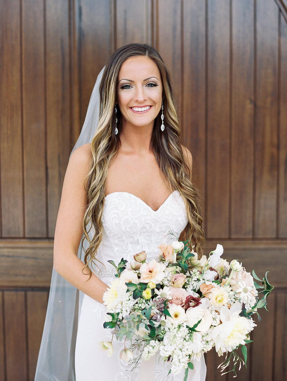 Jessica Zimmerman | Southern Spring Wedding