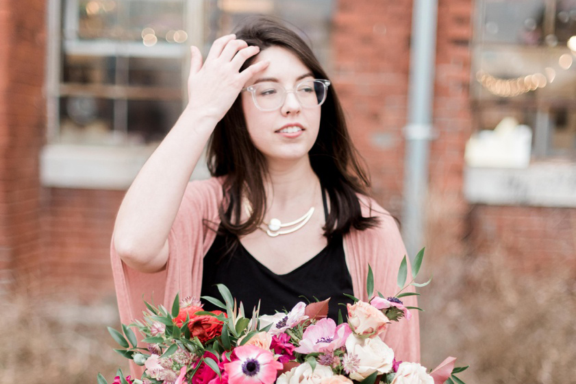Jessica Zimmerman | The Business Behind the Blooms Success Stories