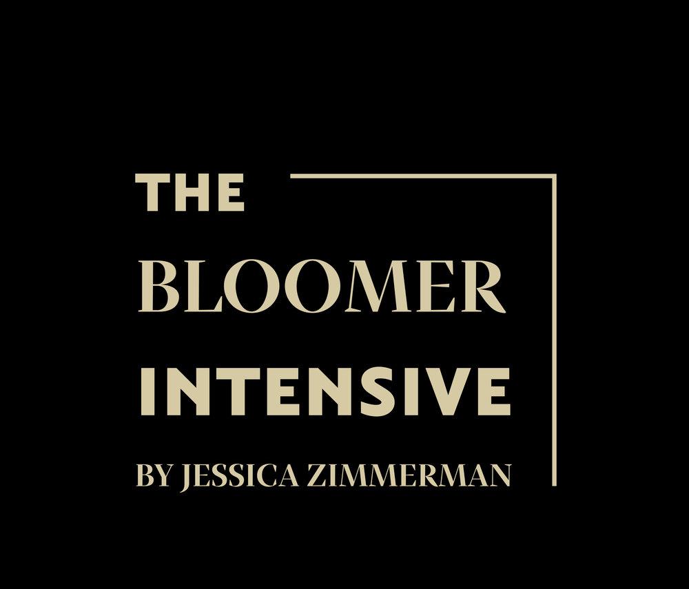 Jessica Zimmerman | The Bloomer Intensive