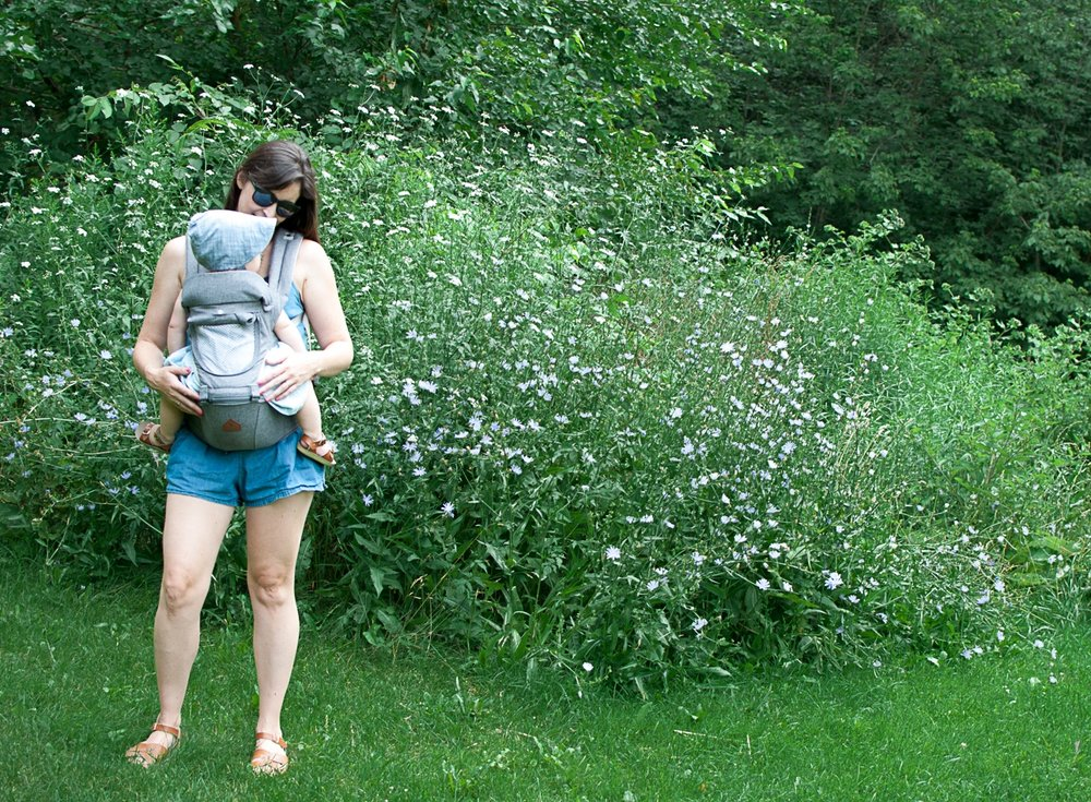I Angel Hipseat Baby Carrier