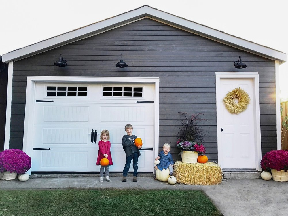 Garage Makeover With Care