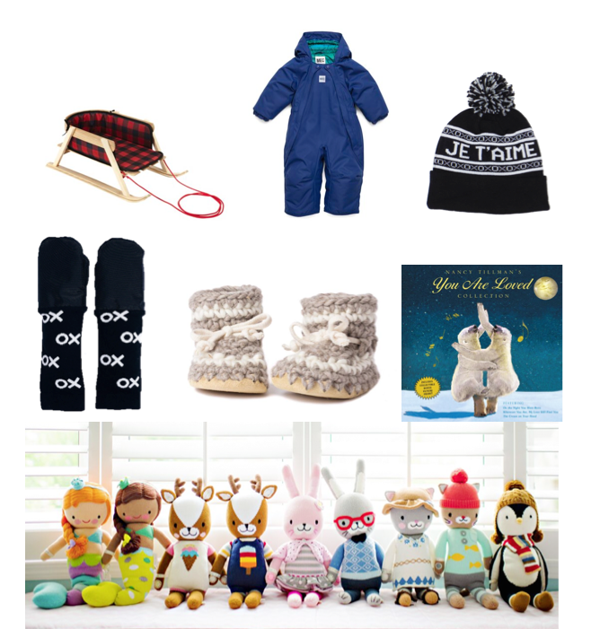 Holiday Gift Guide for Babies, Toddlers & Preschoolers