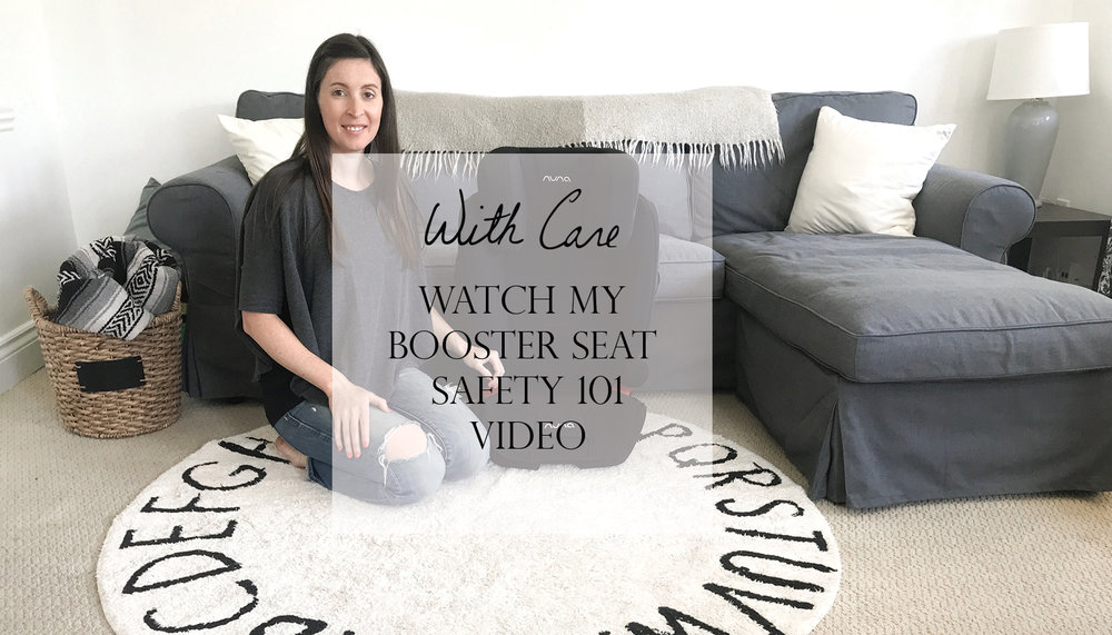 In This Video Ill Go Over Proper Use Appropriate Ages And Stages A Very Important Safety Tip That Is Often Overlooked By Parents When Booster Seat