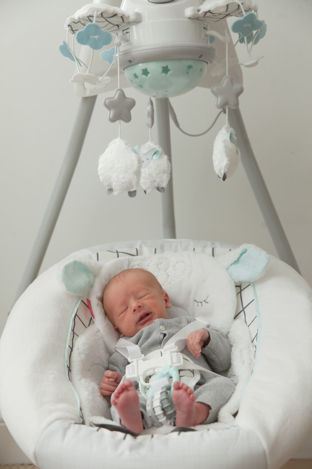 Fisher Price ®  My Sweet Little Lamb Swing , Photo Credit:  Anchor Studio