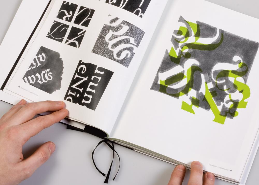 Typography & Print Graphics