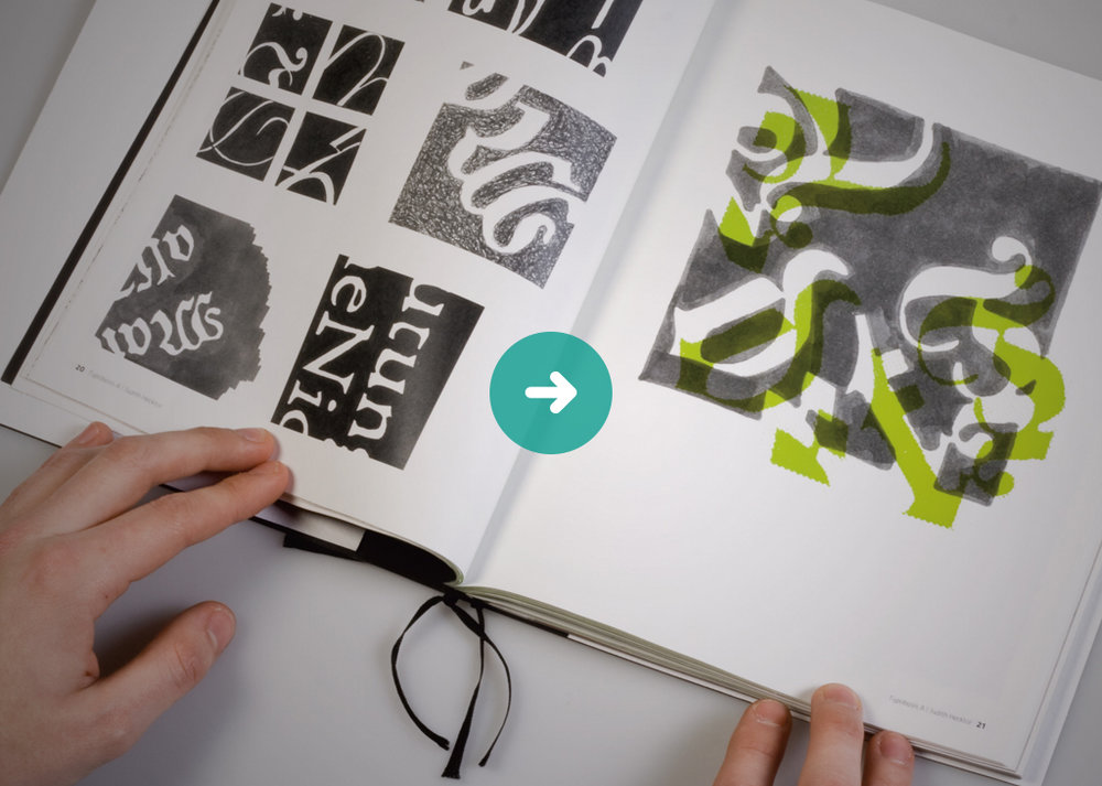 Typography & Print »Always Love«