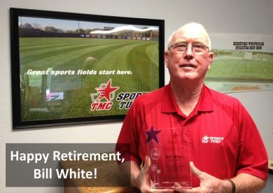 Texas Multi-Chem | Sports Field Contractor | Bill White Retirement | Salesman