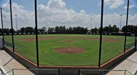 Lobo Field - Ready for the 2010 Babe Ruth World Series