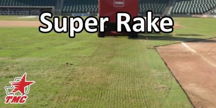 TMC Super Rake Service