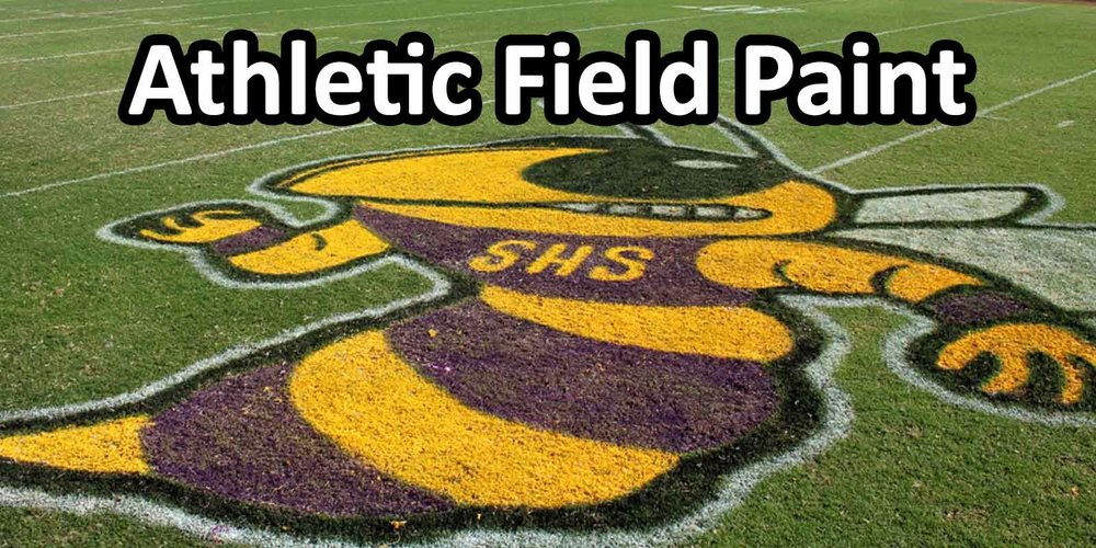 Athletic field paint | aerosol & Bulk