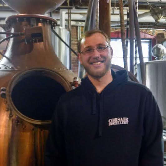 COLTON WEINSTEIN Junior Distiller