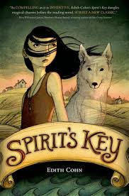 "SPIRIT'S KEY by Edith Cohn    ""'I need this eagle out of my house.' Mrs. Borse picks up the rifle resting on the wall by the bed.""    read 10/15/14"