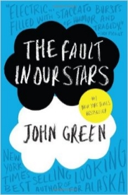 "THE FAULT IN OUR STARS by John Green    ""Some infinities are bigger than other infinities.""     read 11/9/14"