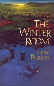 "THE WINTER ROOM by Gary Paulsen    ""Summer starts slow. You don't really see the work coming.""    read 7/13/14"