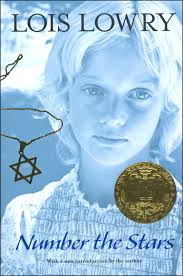 "NUMBER THE STARS by Lois Lowry    ""The war would end.""    read 7/7/14"