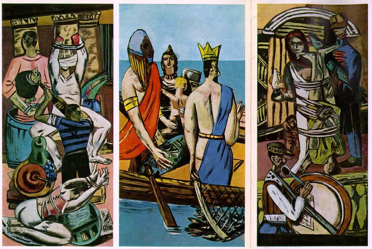 Stehle Modern max beckmann in ny dr barbara stehle