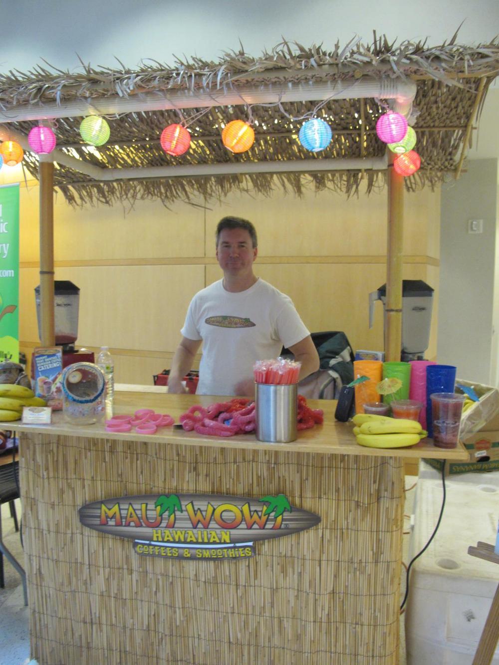 Maui Wowi Smoothie Hut