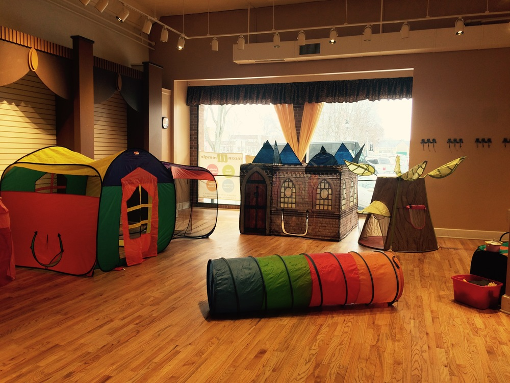 McHenry County Mom's Group Pop-Up Playdate