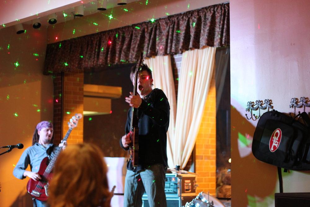 Tallan Noble Latz Dave's Woodstock Music Rock n Roll Revival