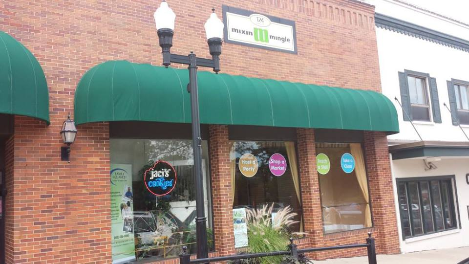Check out our location in Woodstock, IL on the Square