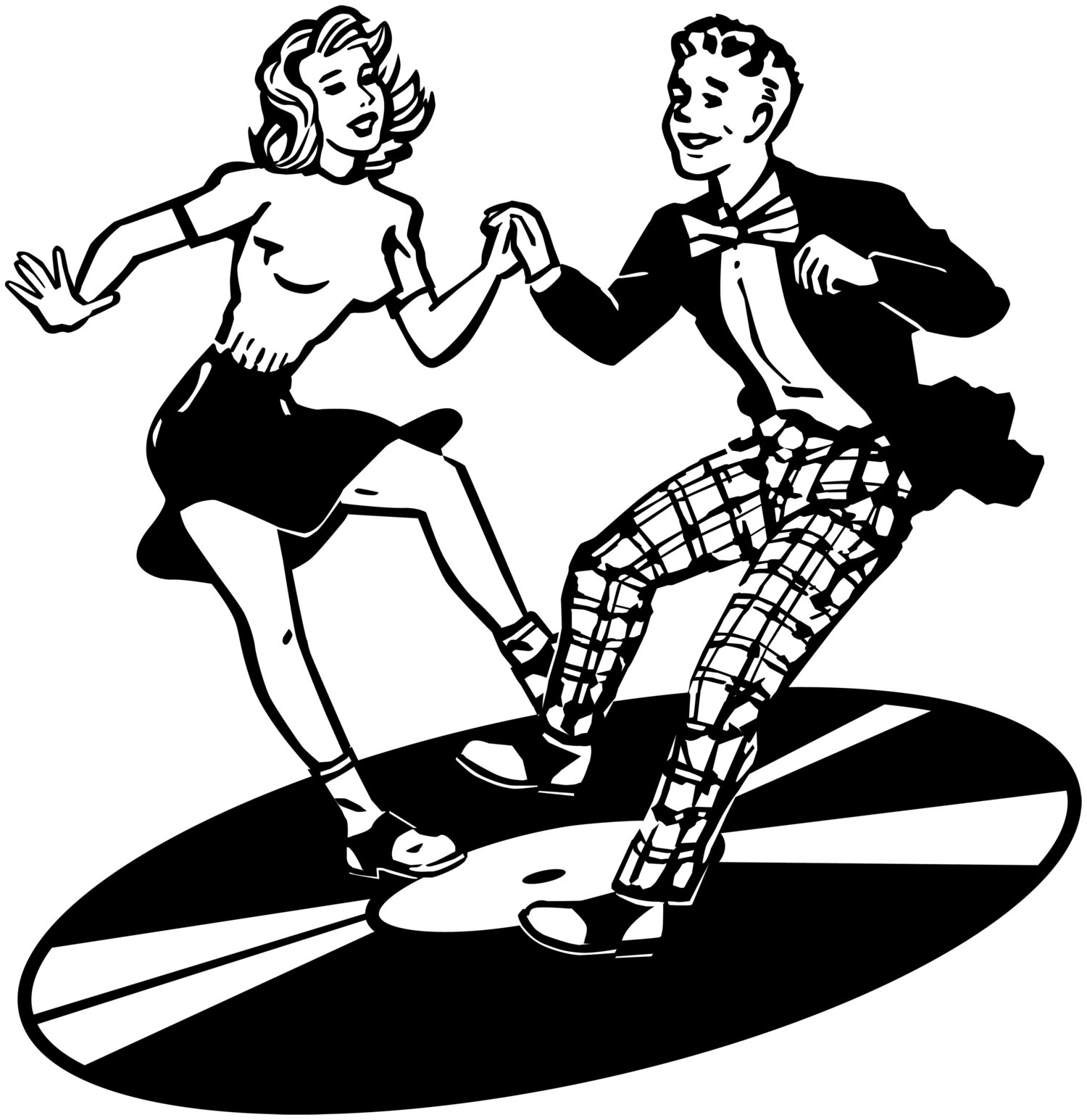 Twisting the Night Away Sock Hop — Mixin Mingle Event Spaces