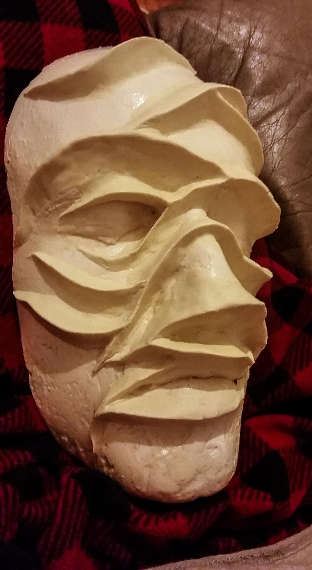 Initial Sculpt