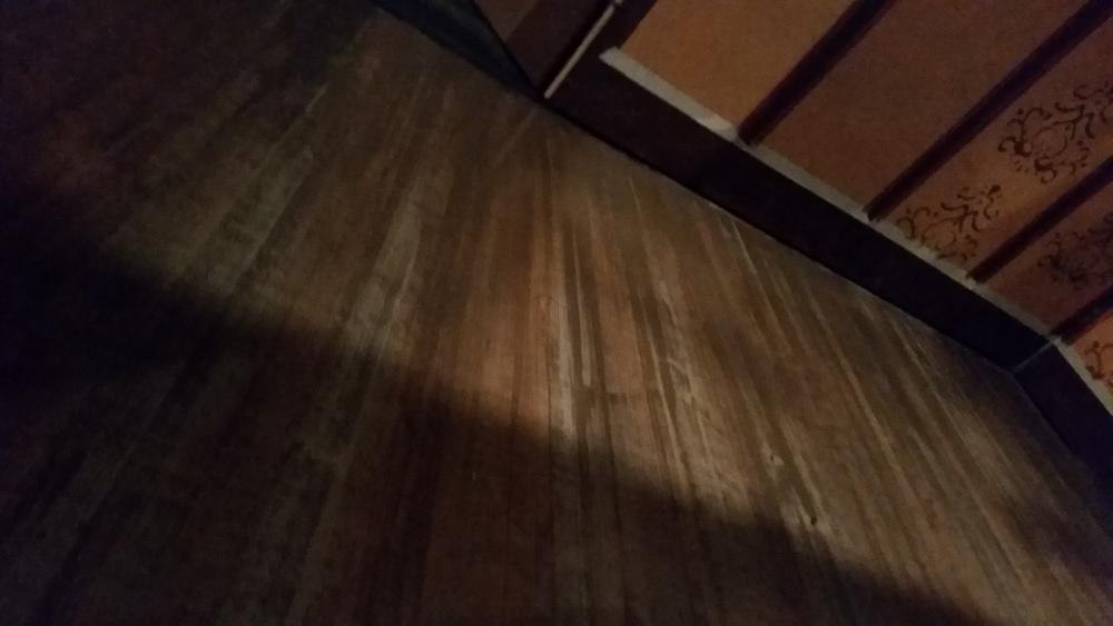 In Process Wood Floor