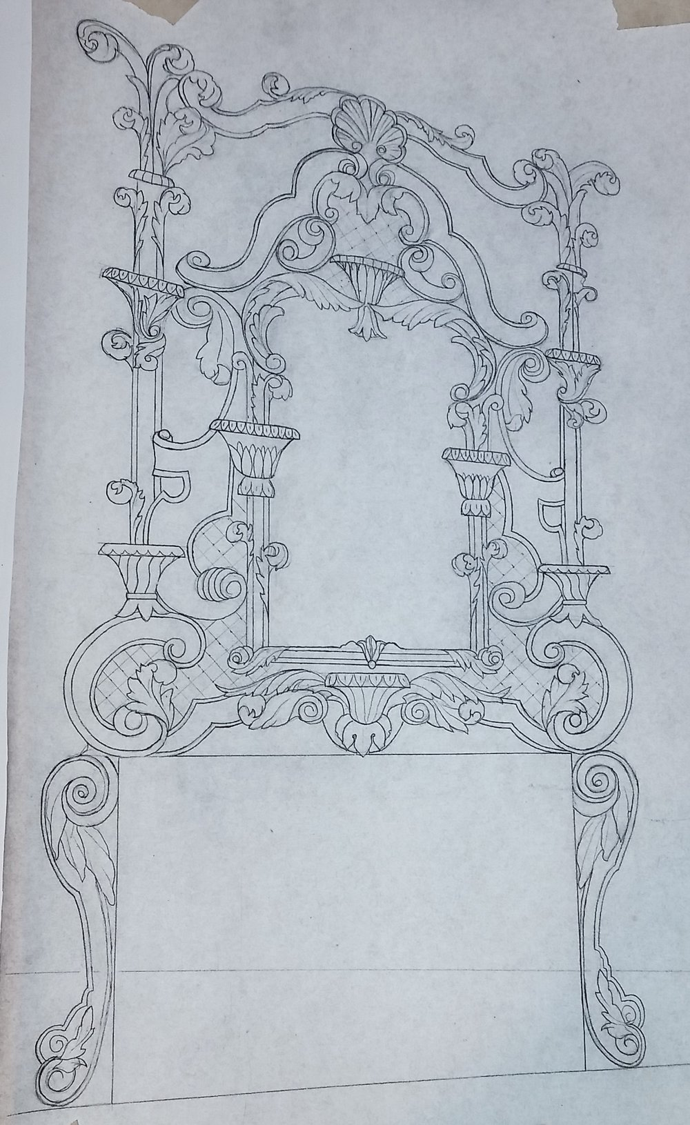 Fireplace Sculpt Planning