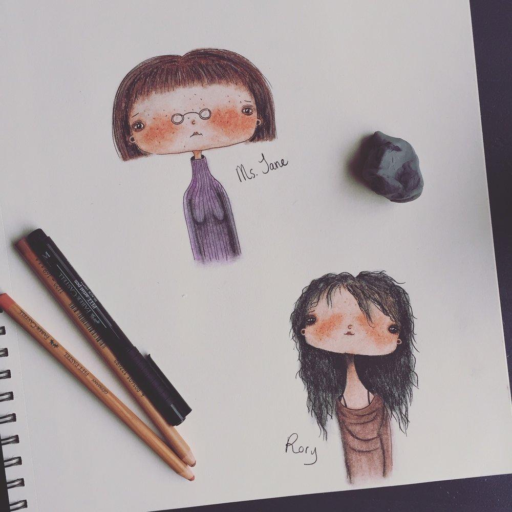 portraitsketches.JPG