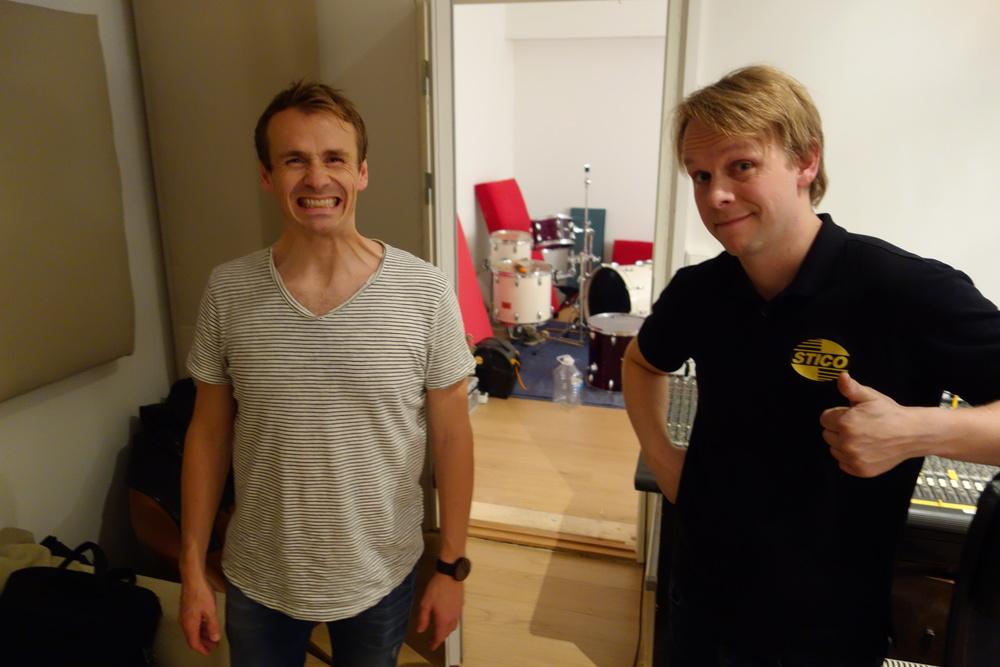 Geir Arne Ose og Audun Havåg