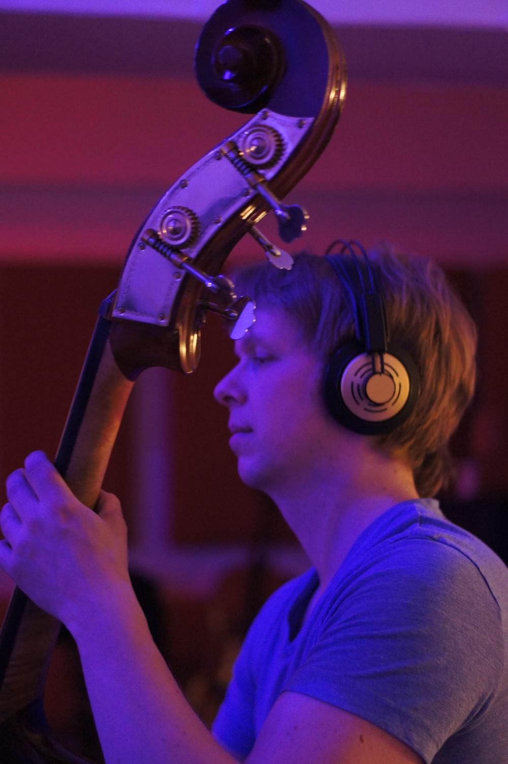 Audun Havåg Remember Sessions Upright Bass